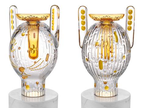 Jaime Hayon'dan Baccarat İçin Yeni Kristal Koleksiyon