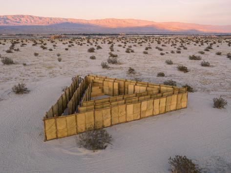 Çölden Yükselen Sosyal Adalet Mesajları: Desert X 2021