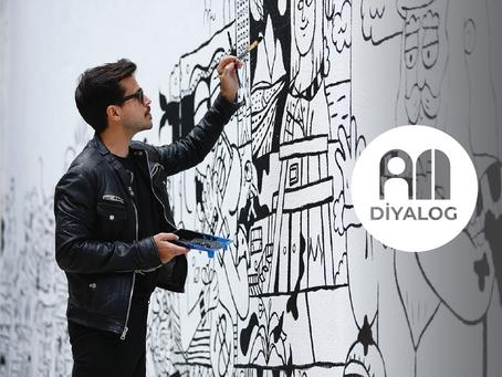 DİYALOG: Küntay Tarık Evren | Doodle Sanatçısı