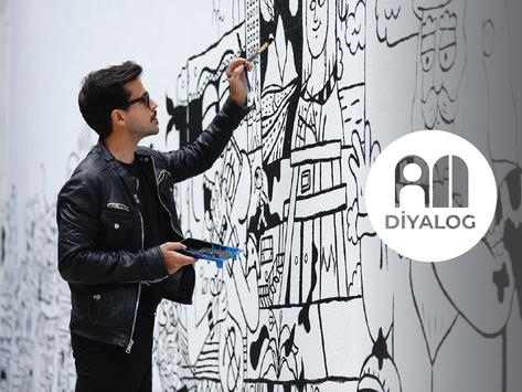 DİYALOG: Küntay Tarık Evren   Doodle Sanatçısı