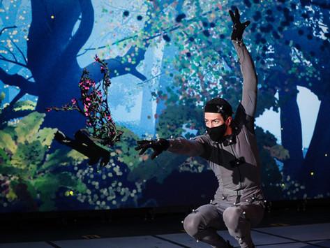 Sanal Bir Ormanda Tiyatronun Geleceğini Keşfedin: Dream