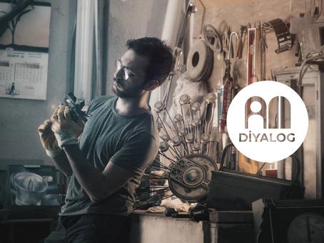 DİYALOG: Gökalp Gönen | Animasyon Sanatçısı & Yönetmen