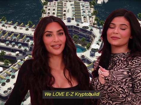 E-Z KRYPTOBUILD ile Kıyamet Sonrası Sürdürülebilir Lüks