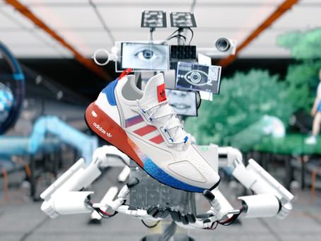 Adidas ZX Kampanyası Sürreal Bir Hiper Gerçeklik Yaratıyor