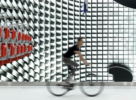 İlham Veren 3 Bisiklet Garajı Tasarımı