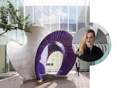 Melike Altınışık'ın Seçtiği 4 İnovatif Pavilyon Tasarımı