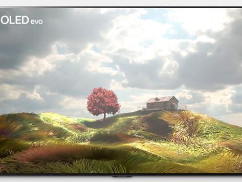 LG OLED evo ile Dijital Sanat Evinizde