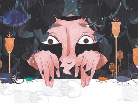 DİYALOG: Merve Atılgan   İllustratör & Animatör