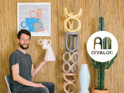 DİYALOG: Mesut Öztürk   Seramik Sanatçısı