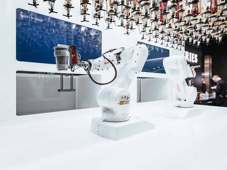 Dünyanın İlk Robotik Barı: ICE + FRIES