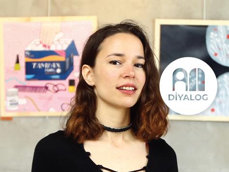 DİYALOG: Meltem Şahin   İllüstratör & Animasyon Sanatçısı