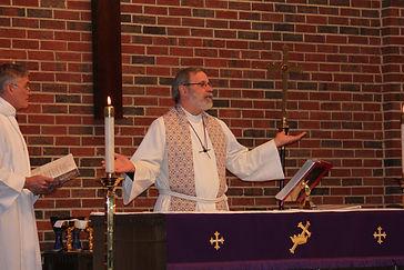 Pastor Hank Langknecht