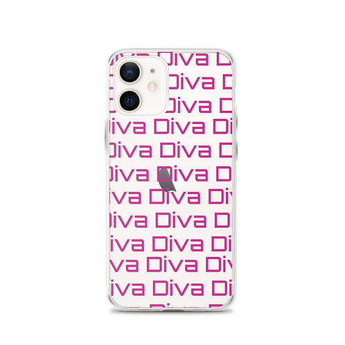 Obsessed with Diva iPhone Case