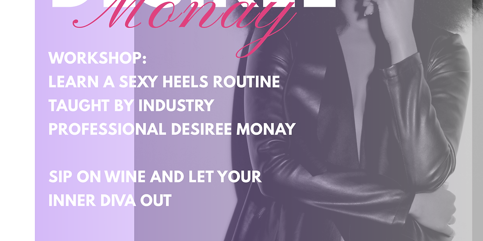 Workshop: An Intimate Evening with Desiree Monay