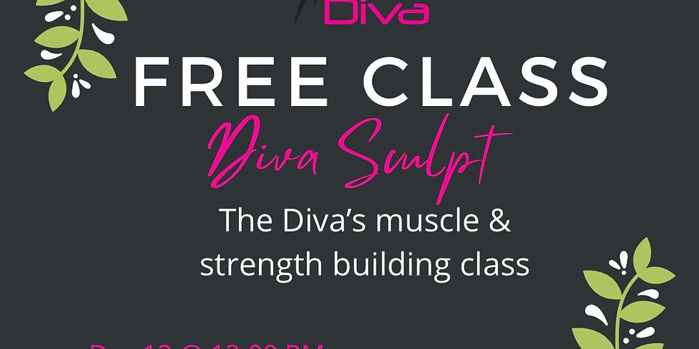 Free Diva Sculpt