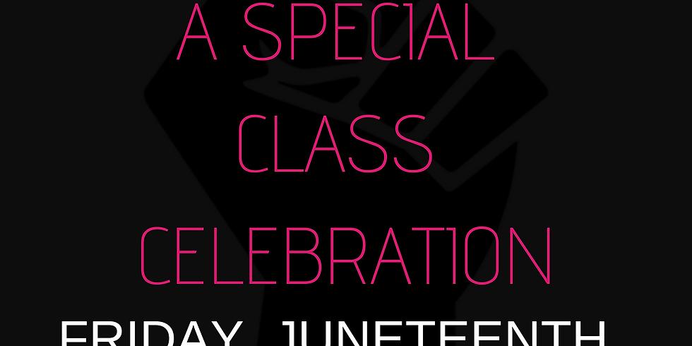 Divas 'N Heels X Juneteenth Class