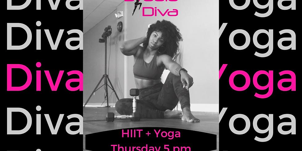 Diva Body Yoga w/ Shelly