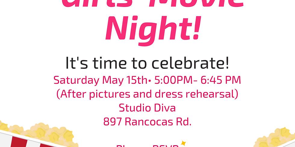 SD Kids: Girls Only Movie Night!