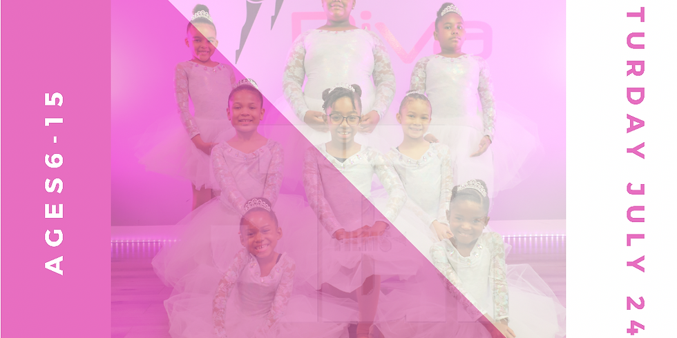 Studio Diva Kids Fall Dance Session FREE Demo Day