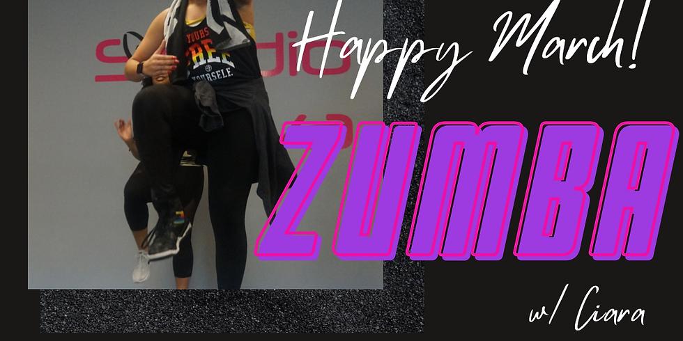 Free Zumba with Ciara