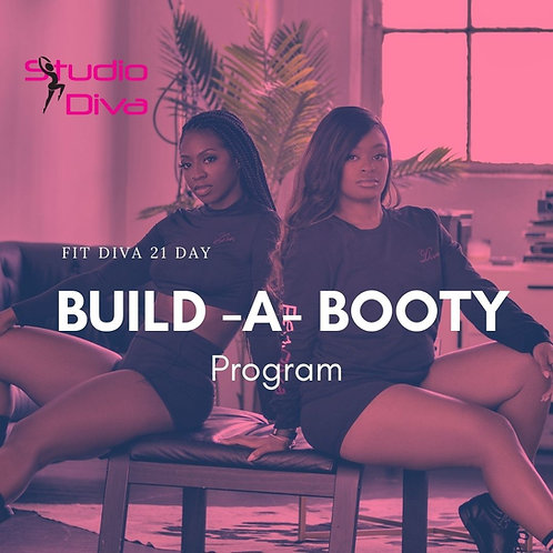 21 day Fit Diva Build-A-Booty Program