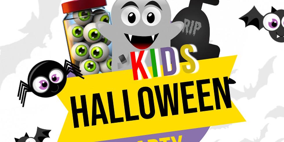 Studio Diva Kids: Halloween Party!