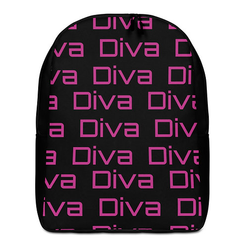 Obsessed with Diva Backpack