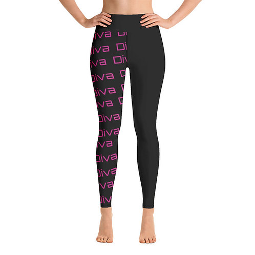 Obsessed with Diva Legging (Pink)