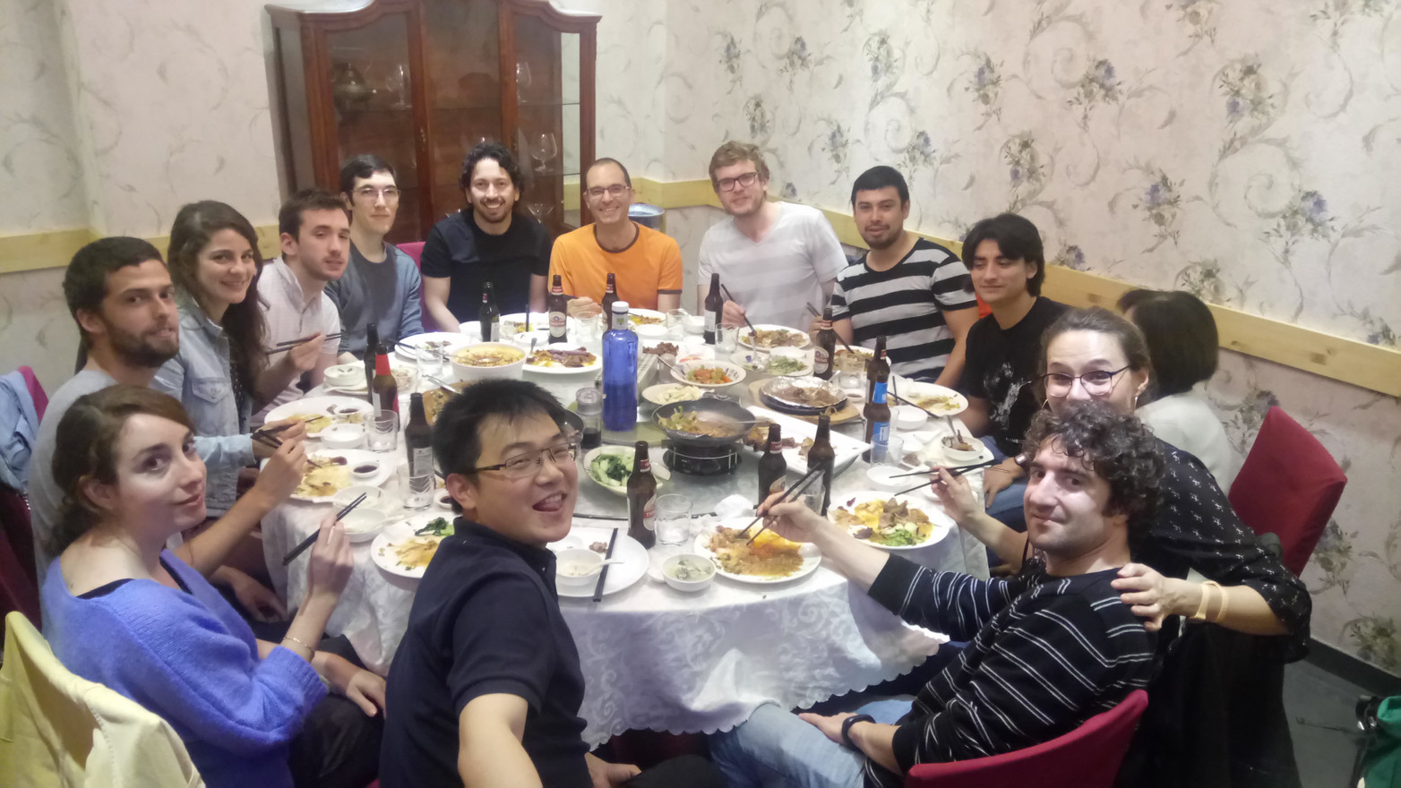 Chinese dinner 10/05/2019