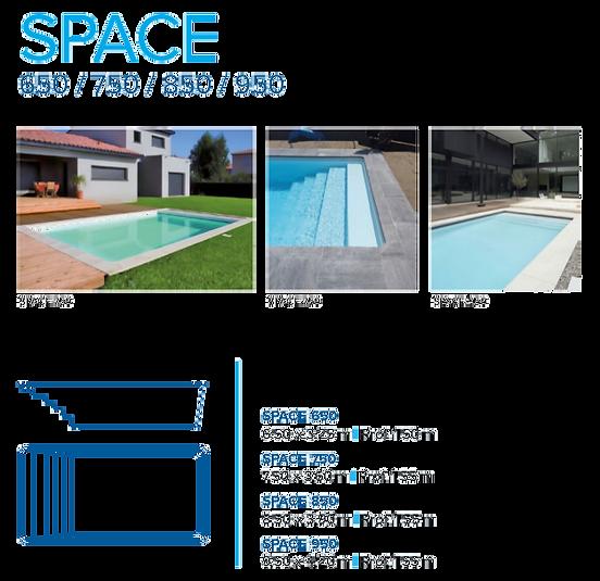 modelo space
