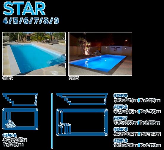 modelo star