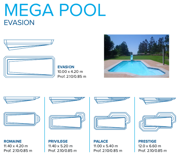 modeo mega pool