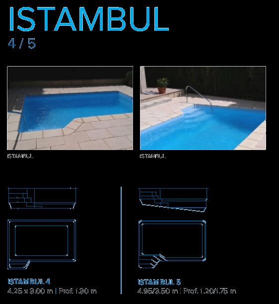modelo istambul