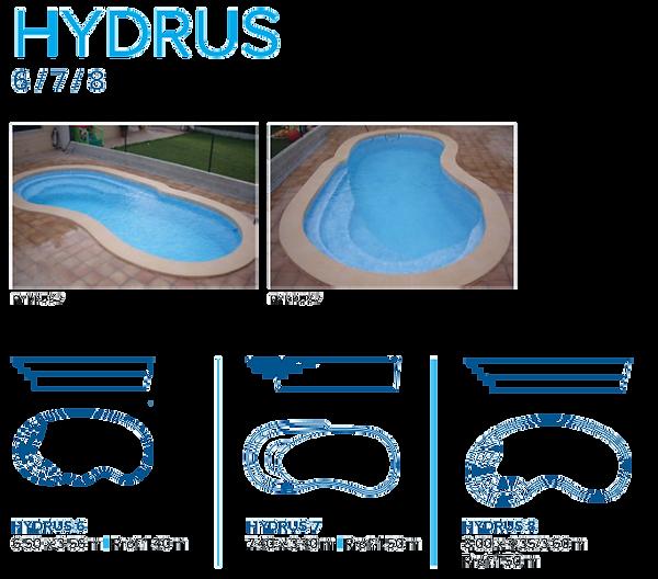modelo hydrus