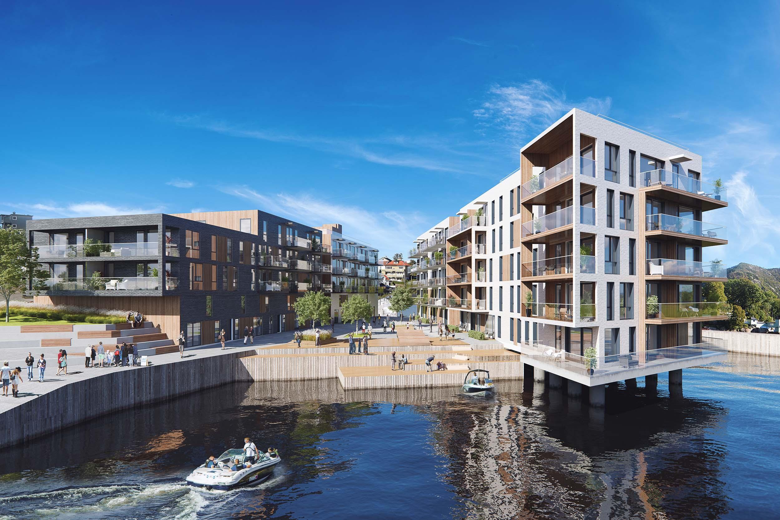 Nyhavn Bergen