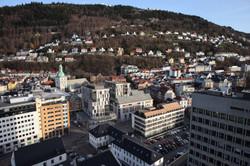 HLM arkitekter Bergen Politihus