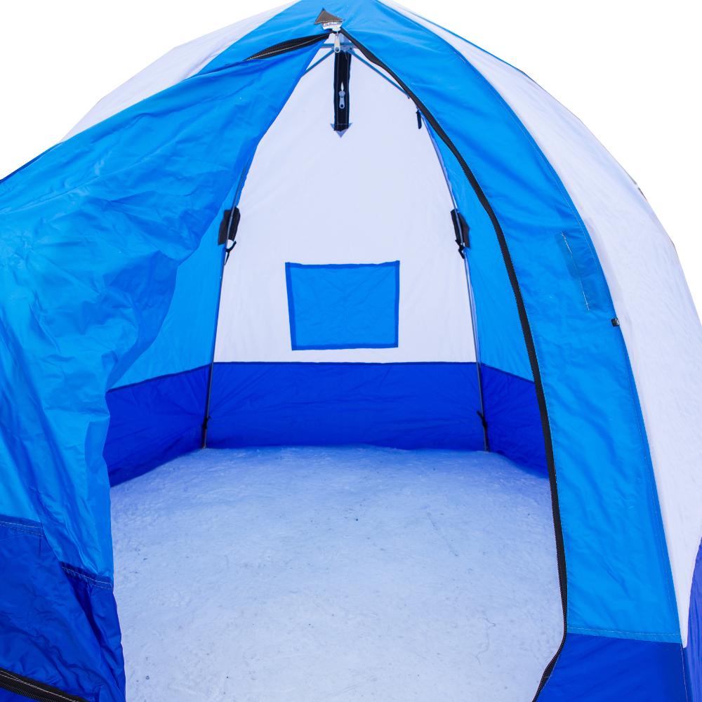 Все виды палаток для зимней рыбалки