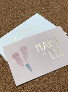 Marie en Liz