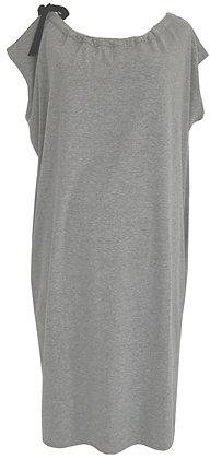 VMdress heather gray jersey