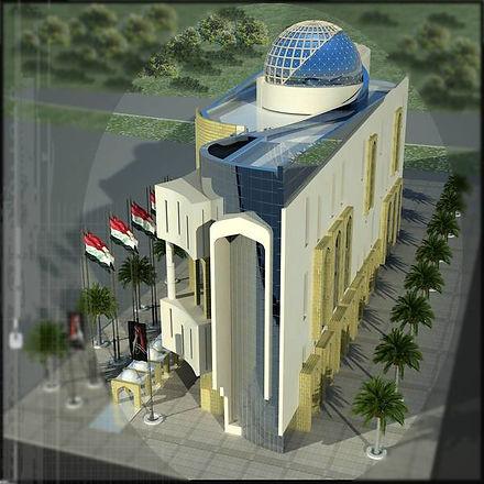 Karbala Satellite Design