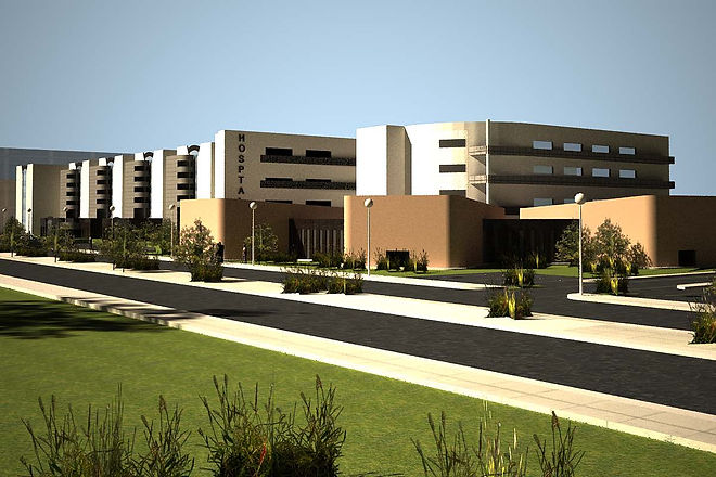 Almustansiriya Hospital-Iraq