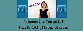 Pilates with Women's Health Physio