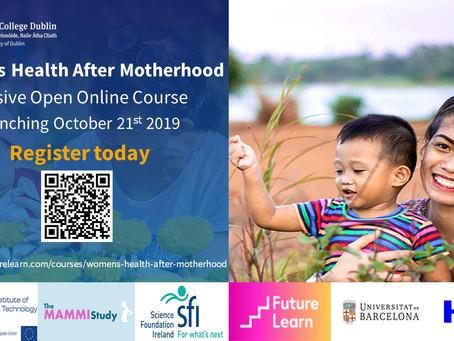 Women's Health After Motherhood (WHAM)