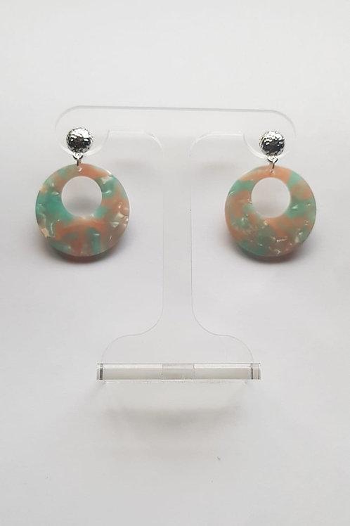 Marble Earrings 2