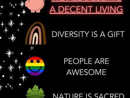 We all deserve a decent living