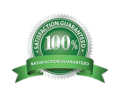 100% Satisfaction Gaurantee