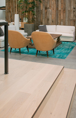 Wood Feature Platform