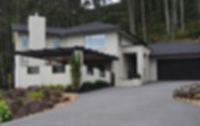 Townhouse exterior paint