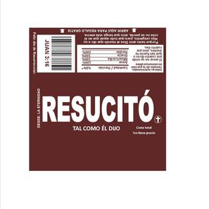 Hershey Wrapper - My Design - Spanish.jp