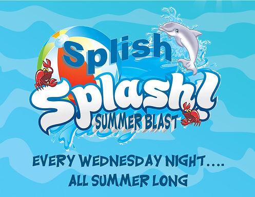 Splish Splash Summer Blast